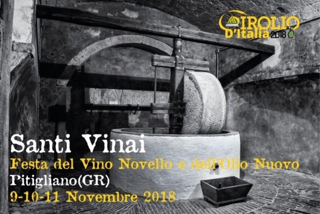 Santi Vinai 2018 Pitigliano